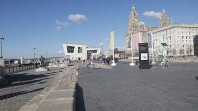 Mersey Ferry Boat Station
