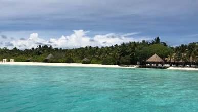 Beautiful Beach Resort With White Sand