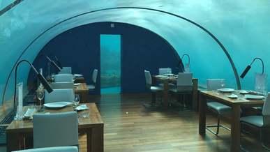 A Luxurious Restaurant