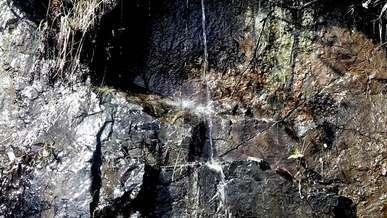 Water Wet Rocks