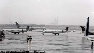 Planes on Airport