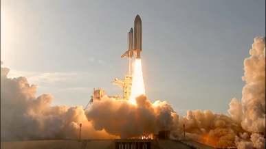 Rocket Take Off