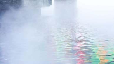 Water Reflections Haze