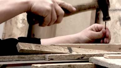 Hammer Down a Nail